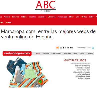 Marcaropa.com en los E-Commerce Awards España 2016